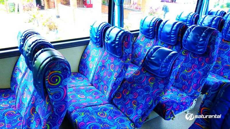foto bus pariwisata symphonie c