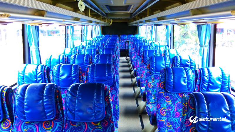 foto bus pariwisata symphonie d