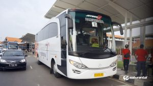 saturental - foto bus pariwisata panorama r