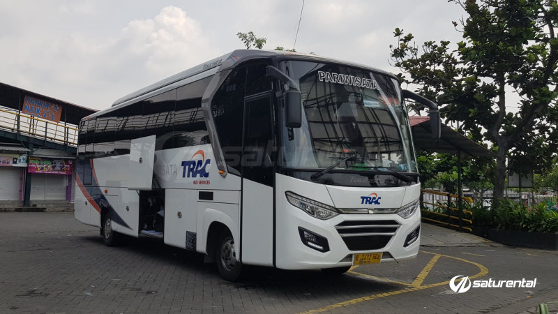 saturental - foto bus pariwisata trac medium bus 29 35 seats a