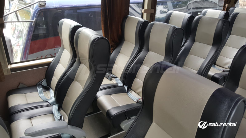 saturental - foto bus pariwisata arion interior dalam medium 33 seats g