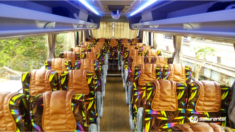 saturental - foto bus pariwisata bhaladika interior dalam medium 31 seats g