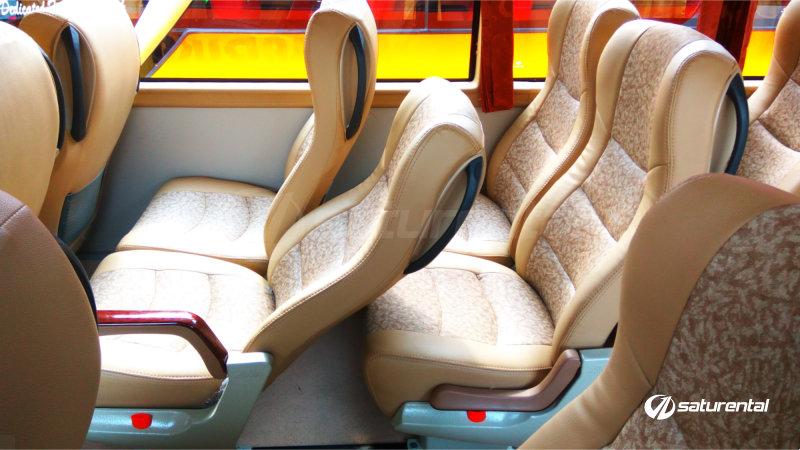 saturental - foto bus pariwisata bhaladika interior dalam shd 45 seats e