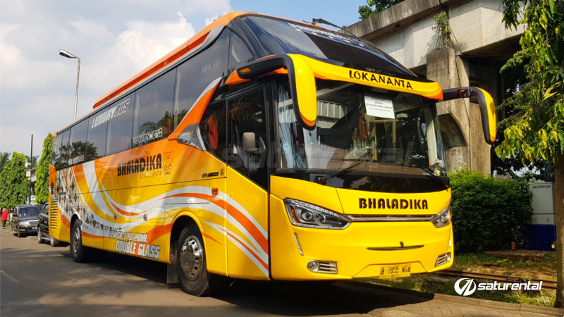 saturental - foto bus pariwisata bhaladika shd 45 59 seats b