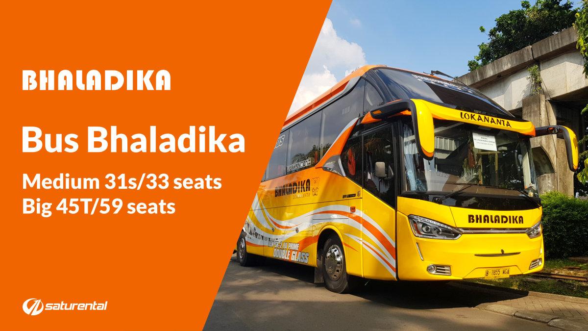 saturental - foto bus pariwisata bhaladika shd a