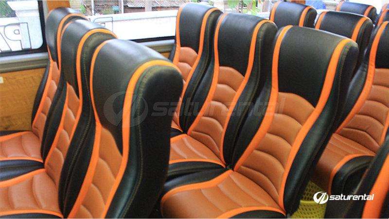 saturental - foto bus pariwisata subur jaya interior dalam shd 59 seats a