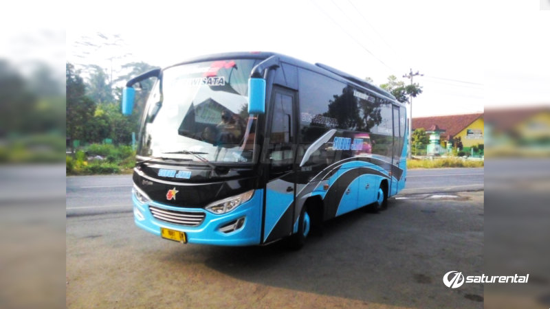 saturental - foto bus pariwisata subur jaya medium bus 31 33 35 seats a