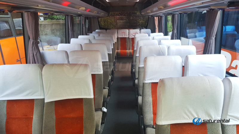 za saturental - foto bus pariwisata panorama interior dalam medium 31 seats