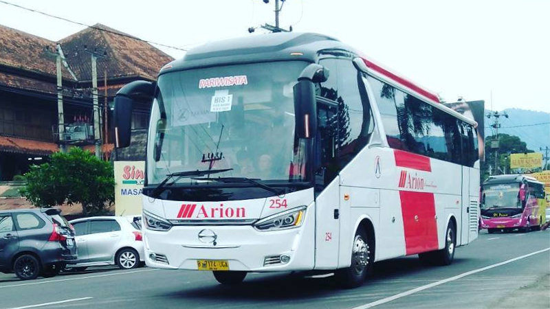 saturental - foto bus pariwisata arion big 48 59 seats k