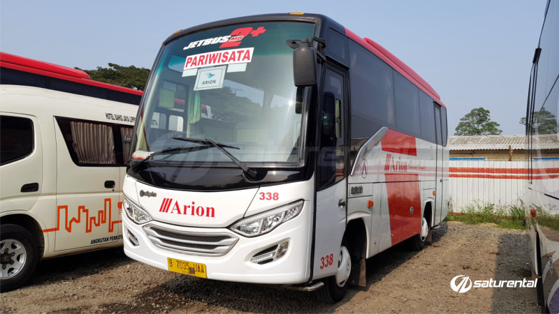 saturental - foto bus pariwisata arion medium 25 33 seats ia