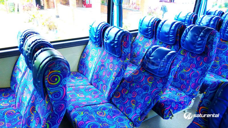 saturental - foto big bus pariwisata symphonie interior dalam 47 59 seats a