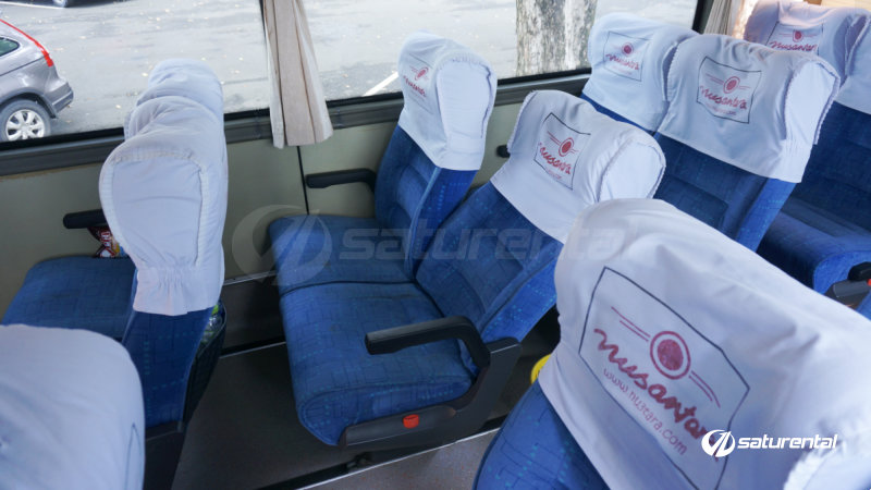 saturental - foto big bus pariwisata symphonie interior dalam 47 59 seats d