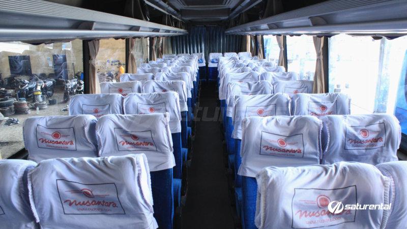 saturental - foto big bus pariwisata symphonie interior dalam 47 59 seats e