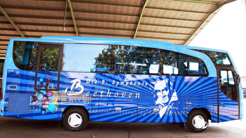saturental - foto big bus pariwisata symphonie medium 29 seats a