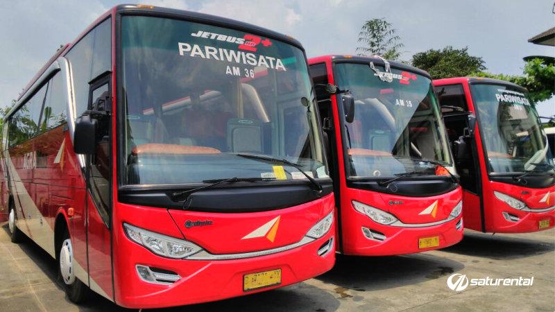saturental - foto bus pariwisata agra icon big bus 45 48 59 seats a