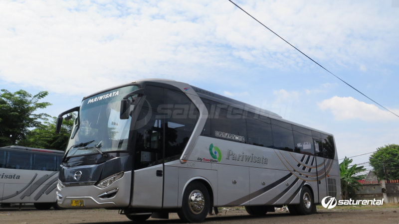 saturental - foto bus pariwisata city trans utama big bus 47 59 seats c