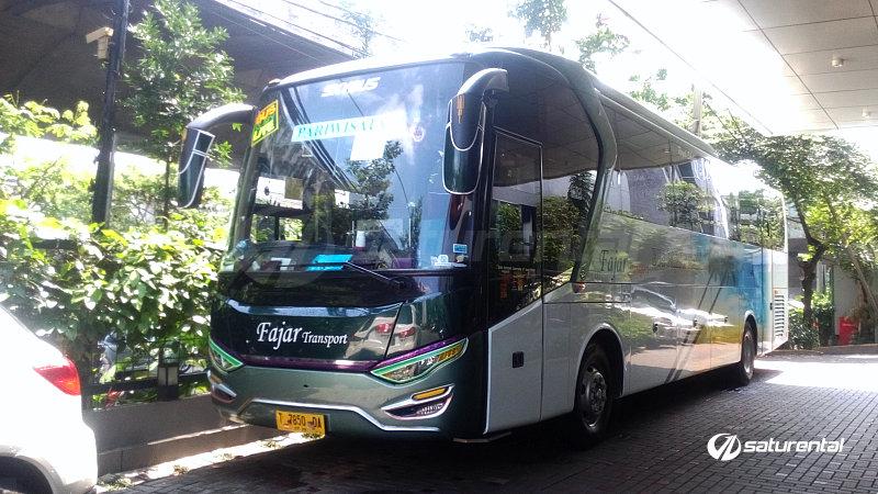 saturental - foto bus pariwisata fajar transport big bus 44 59 seats b