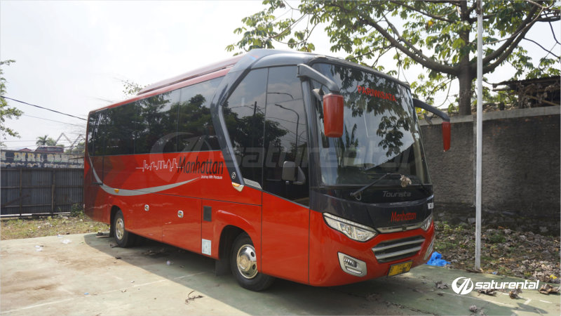 saturental - foto bus pariwisata manhattan medium 29 31 seats a