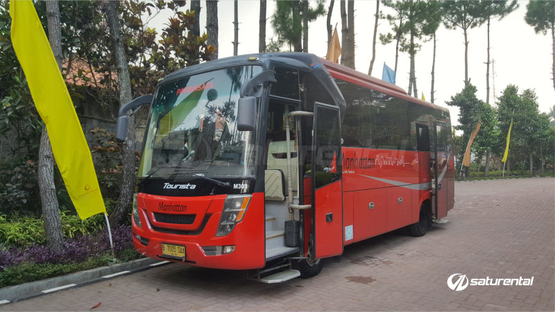 saturental - foto bus pariwisata manhattan medium 29 31 seats b