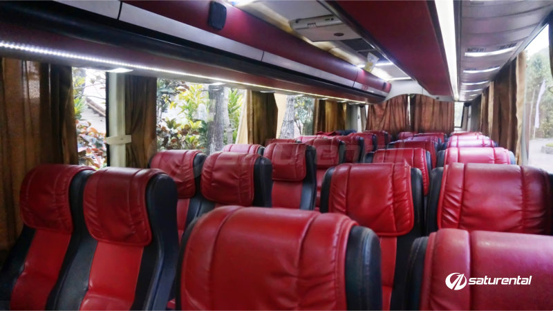 saturental - foto bus pariwisata manhattan medium interior dalam 29 31 seats b