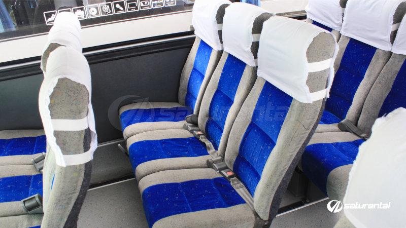 saturental - foto bus pariwisata white horse big bus interior dalam 38 48 59 seats f