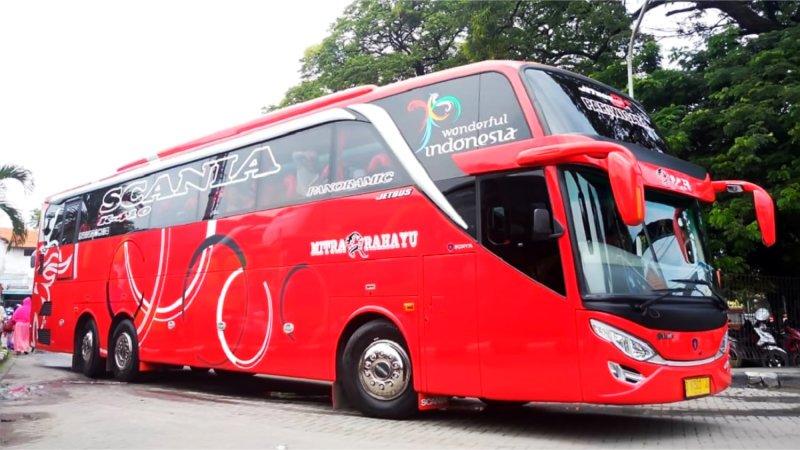 saturental - foto big bus pariwisata mitra rahayu shd hdd terbaru 23s 45s 48s 59 seats b