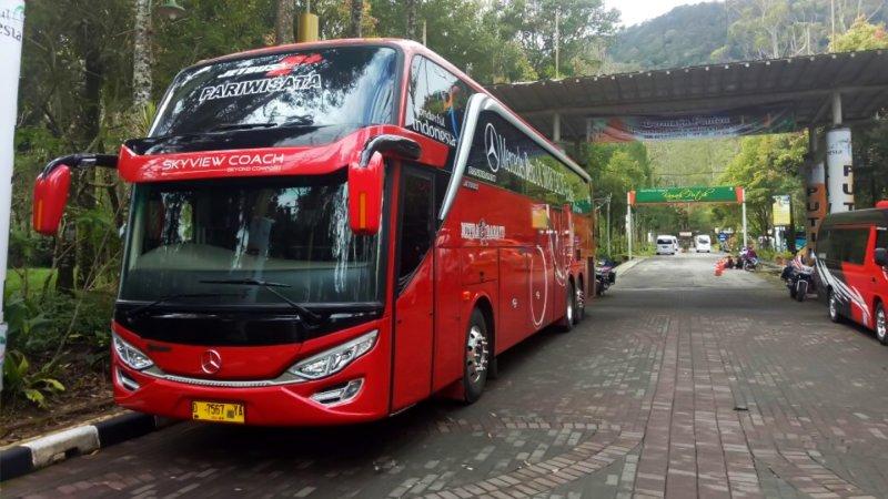 saturental - foto big bus pariwisata mitra rahayu shd hdd terbaru 23s 45s 48s 59 seats c