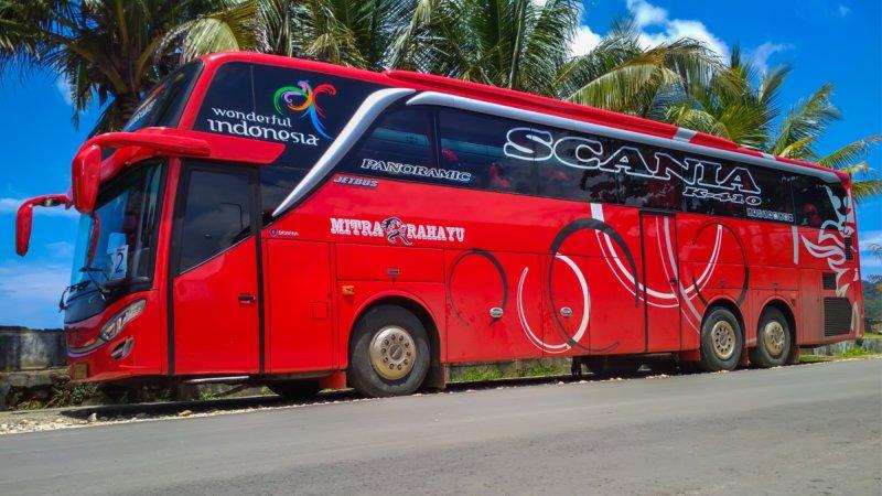 saturental - foto big bus pariwisata mitra rahayu shd hdd terbaru 23s 45s 48s 59 seats d