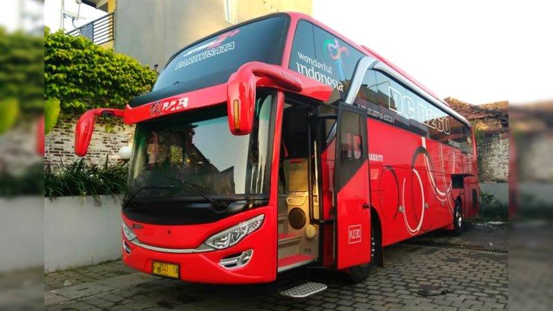 saturental - foto big bus pariwisata mitra rahayu shd hdd terbaru 23s 45s 48s 59 seats e