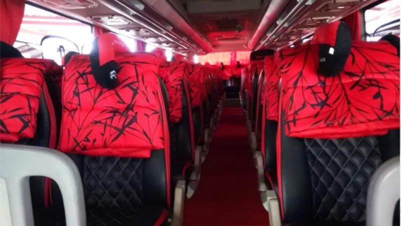 saturental - foto big bus pariwisata mitra rahayu shd hdd terbaru interior dalam 23s 45s 48s 59 seats f