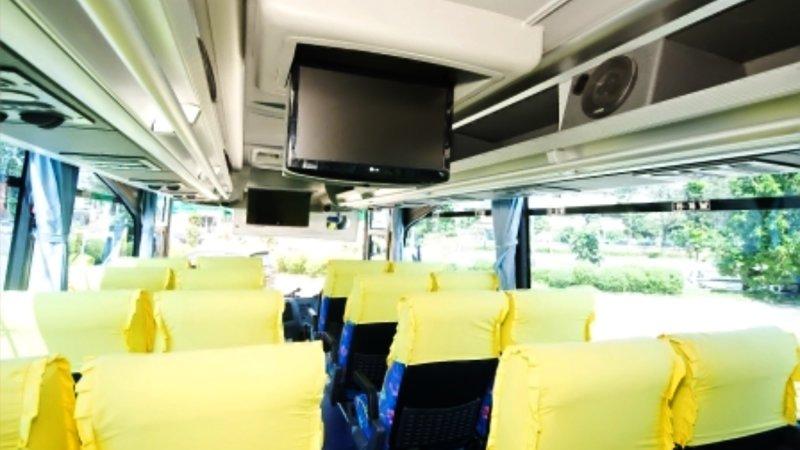saturental - foto big bus pariwisata surya putra interior dalam 45s 47s 53s 59 seats a