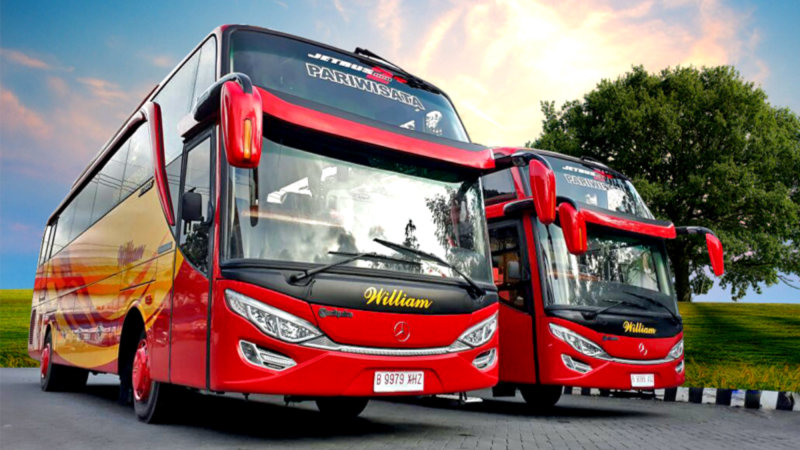 saturental - foto big bus pariwisata william shd hdd terbaru 45s 59 seats a