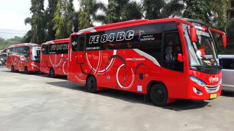 saturental - foto medium bus pariwisata mitra rahayu 29 seats b