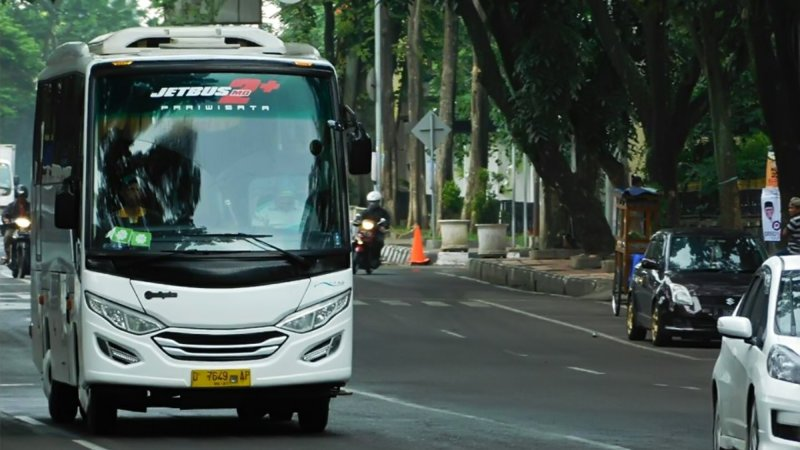 saturental - foto medium bus pariwisata ness trans 31s 35 seats b