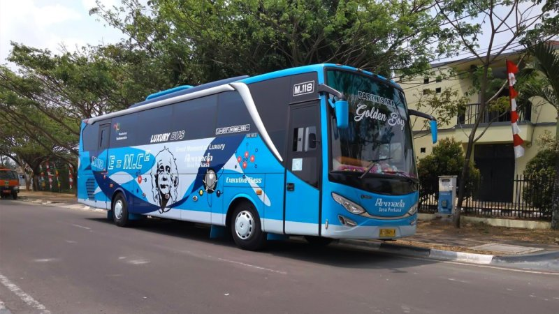 saturental - foto big bus pariwisata armada jaya perkasa 48s 59 seats a