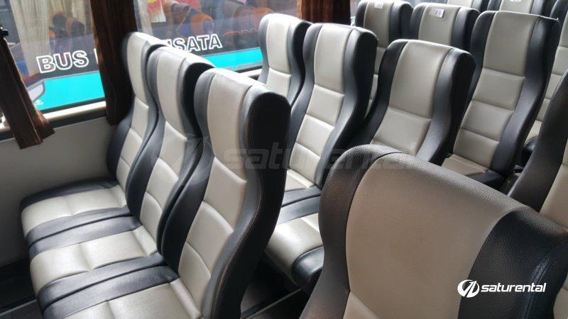 saturental - foto big bus pariwisata hiba utama interior dalam 59 seats b