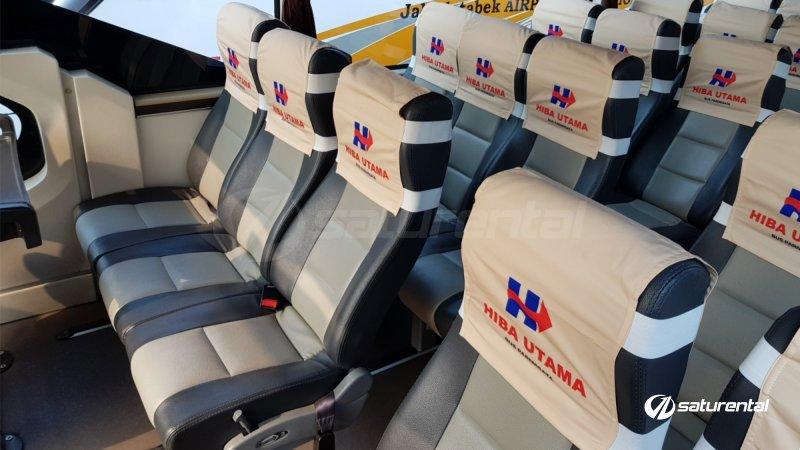 saturental - foto big bus pariwisata hiba utama shd hdd terbaru interior dalam 59 seats b