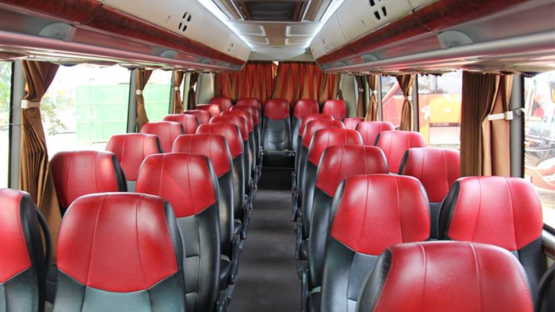 saturental - foto bus pariwisata antavaya medium bus interior dalam 27 31 seats e
