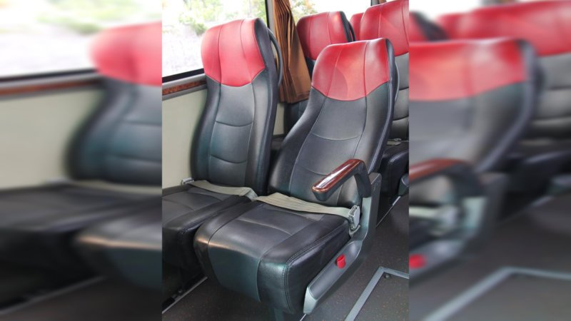 saturental - foto bus pariwisata antavaya medium bus interior dalam 27 31 seats g