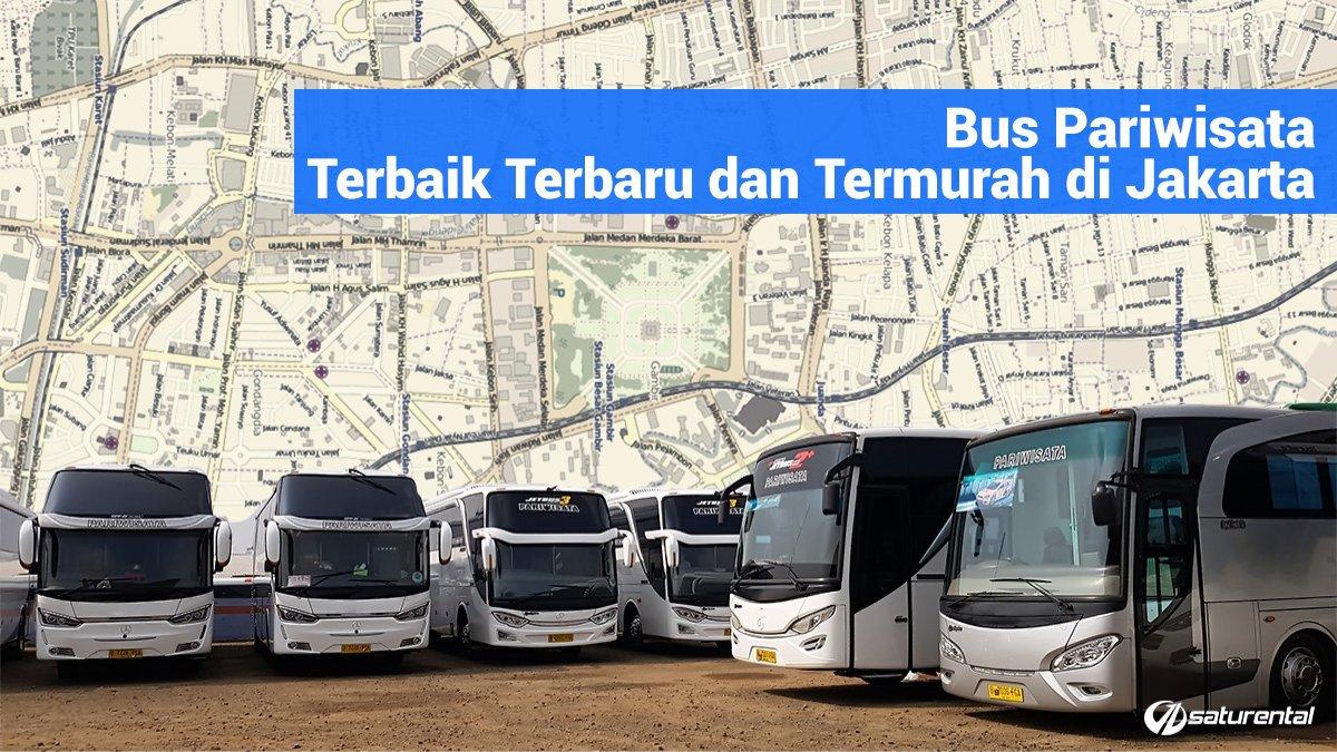 saturental - bus pariwisata terbaik terbaru termurah di jakarta