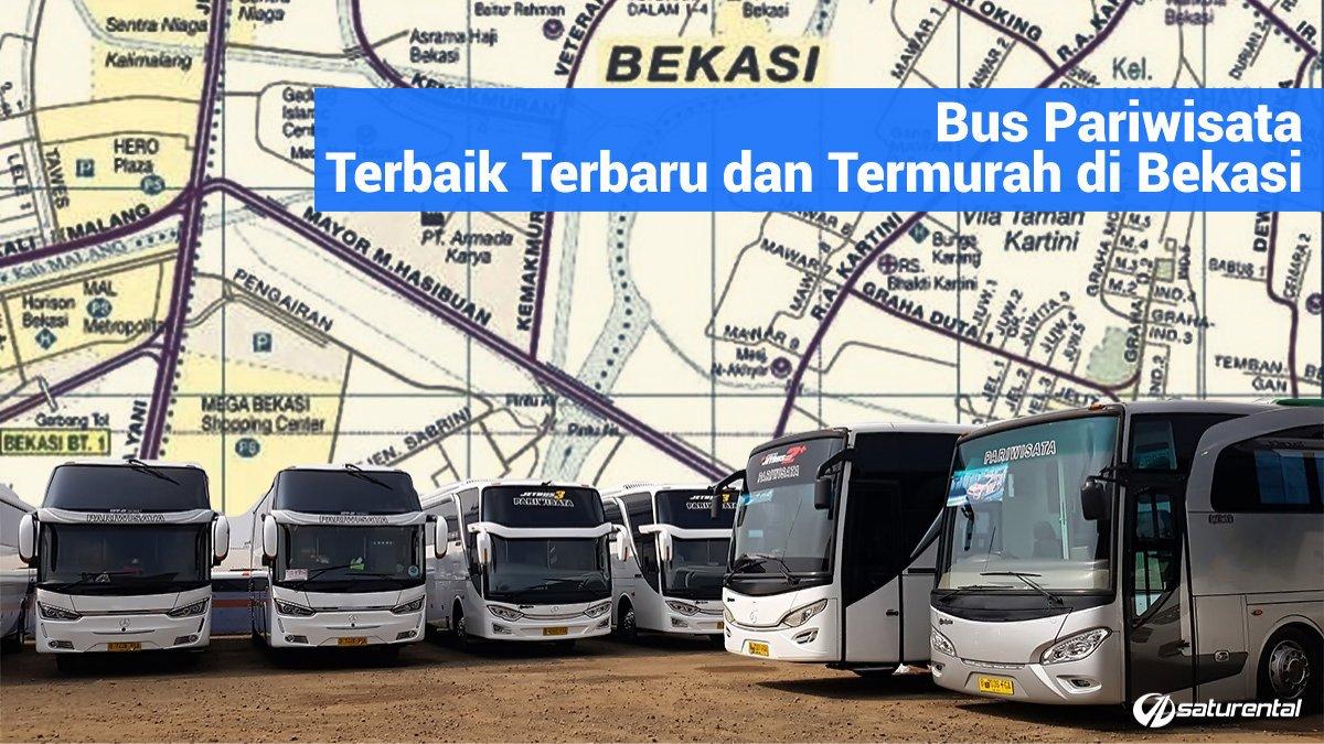 saturental - bus pariwisata terbaik terbaru termurah bekasi