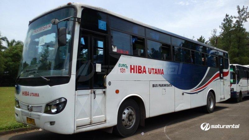 saturental - foto bus pariwisata hiba utama b
