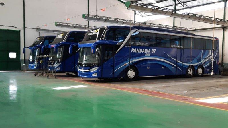 saturental - foto fresh bus adiputro terbaru a
