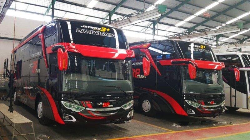 saturental - foto fresh bus adiputro terbaru b