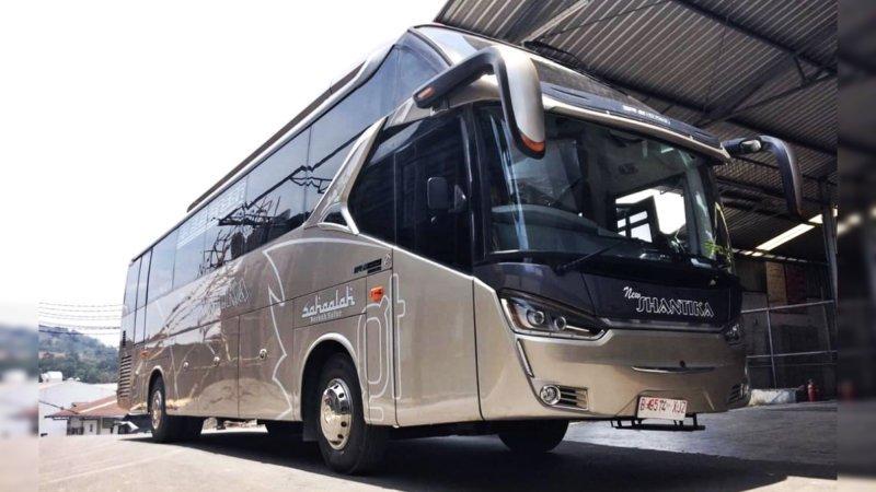 saturental - foto fresh bus laksana terbaru b