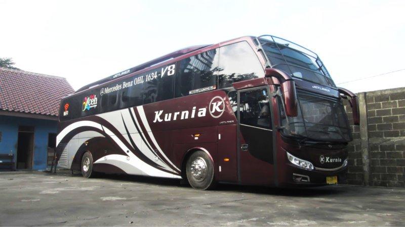 saturental - foto fresh bus rahayu sentosa terbaru a