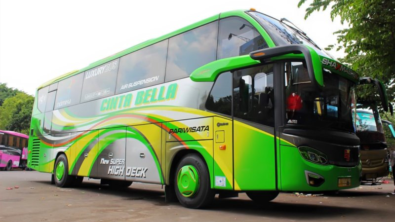 saturental - foto fresh bus tentrem terbaru a
