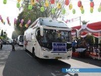 saturental - menyediakan bus pariwisata untuk mudik bersama perusahaan atau keluarga