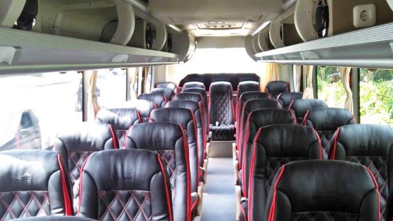 foto bus pariwisata white horse shd hdd 47 59 seats h