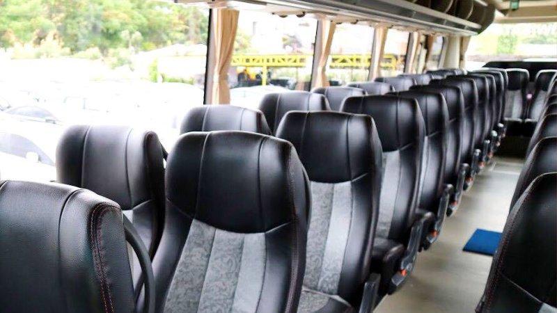 foto bus pariwisata white horse shd hdd 47 59 seats i
